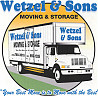 Wetzel & Sons Moving & Storage, Inc. Pacifica
